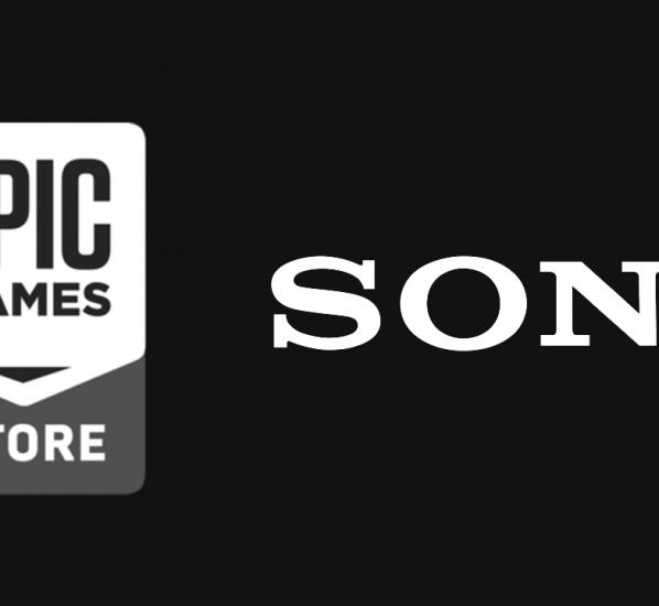 Sony adquire unha participación minoritaria de Epic Games