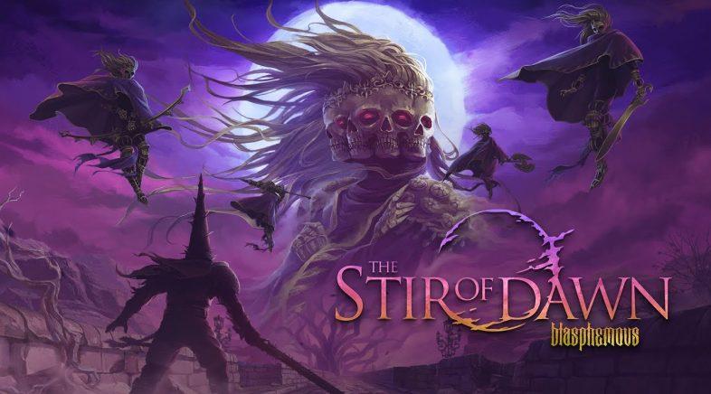 The Stir of Dawn chegará con novo contido a Blasphemous de balde en agosto