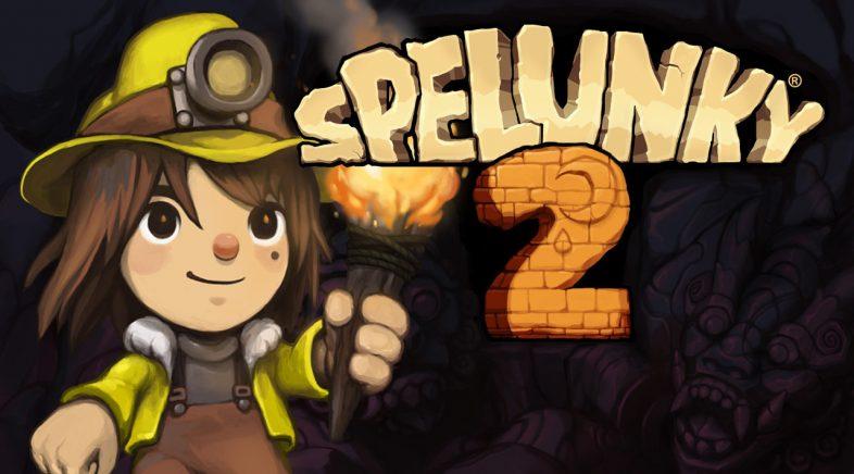 Spelunky 2 rompe o seu silencio e anuncia data de lanzamento