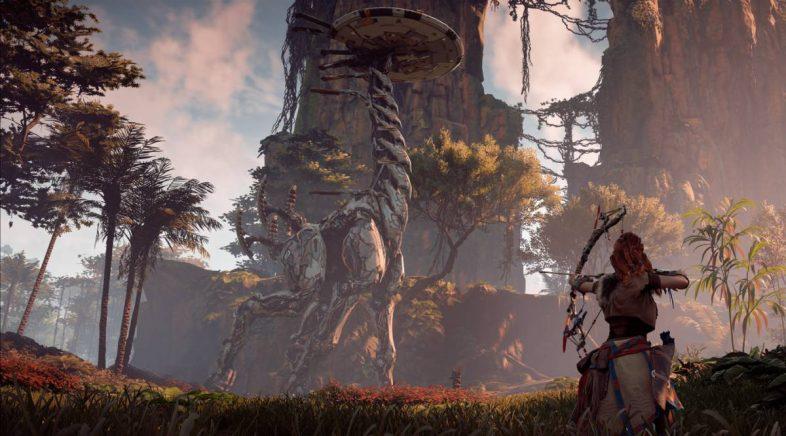 Guerrilla Games trabaja en mejorar el rendimiento de Horizon: Zero Dawn en PC