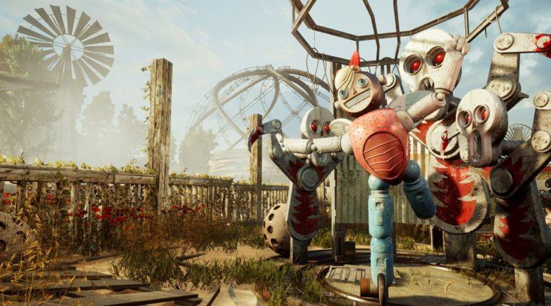 Atomic Heart anuncia que recibirá versións para PS5 e Xbox Series X cun novo tráiler