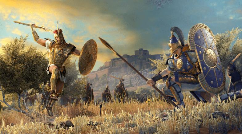 Máis de 7 millóns de persoas adquiriron A Total War Saga: Troy na rebaixa especial da EGS