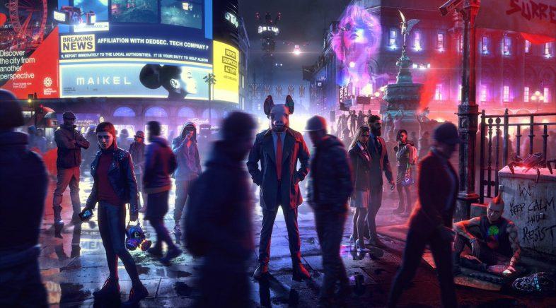 Watch Dogs Legion anuncia su fecha de lanzamiento en ambas generaciones