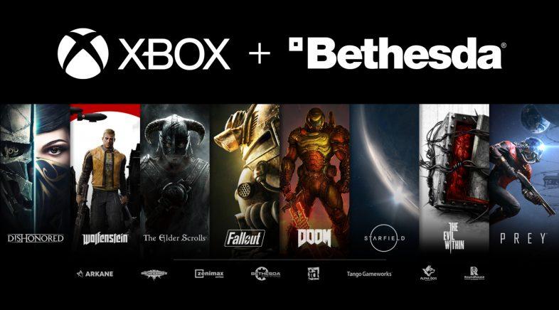 Microsoft merca Bethesda e faise dona dalgunhas das franquías máis recoñecidas do medio