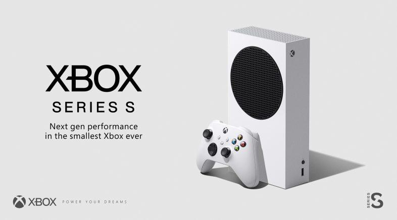 Microsoft presenta e ponlle prezo á nova xeración con Xbox Series S