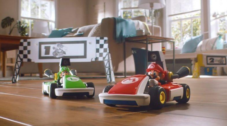 Nintendo volve a apostar pola orixinalidade con Mario Kart Live: Home Circuit