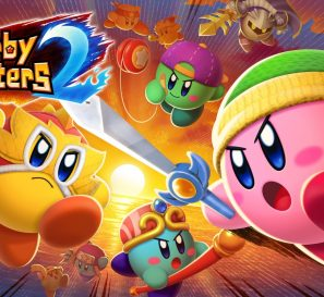 Kirby Fighters 2 chega por sorpresa a Nintendo Switch