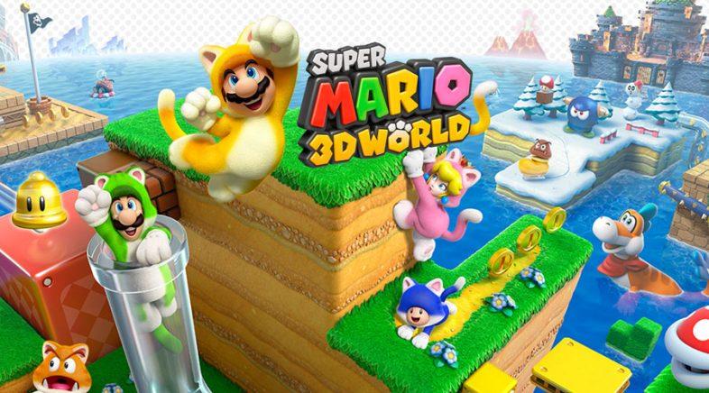 Super Mario 3D World chegará a Nintendo Switch con grandes novidades