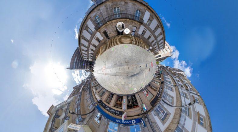 A primeira mostra virtual de videoxogos galega en 360º xa é unha realidade