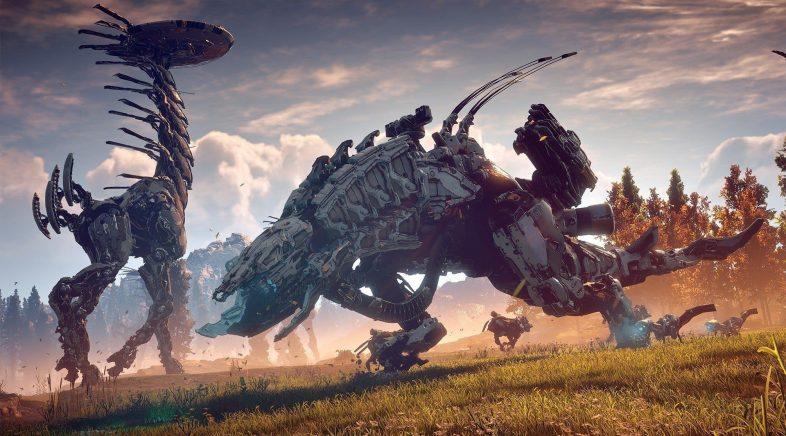 Guerrilla Games actualiza Horizon Zero Dawn en PC para mellorar o seu rendemento