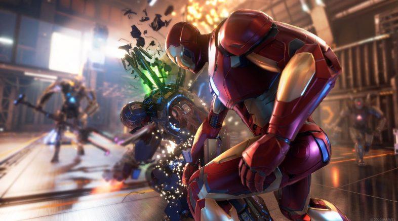 Marvel's Avengers recibe unha nova actualización e promete arranxar numerosos erros