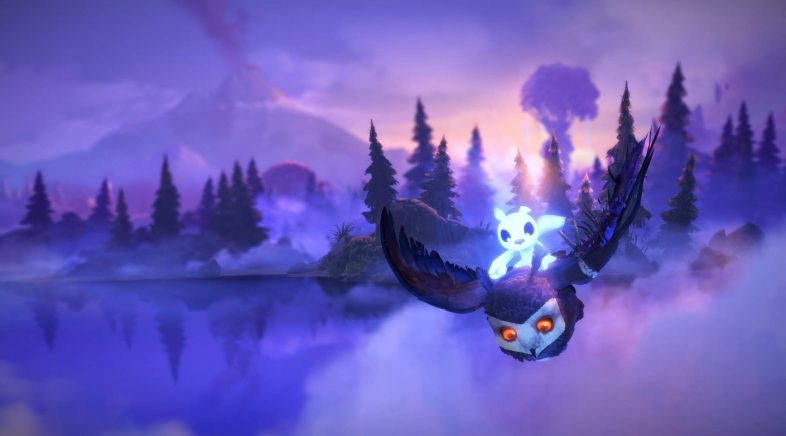 Ori and the Will of the Wisps chega hoxe a Nintendo Switch