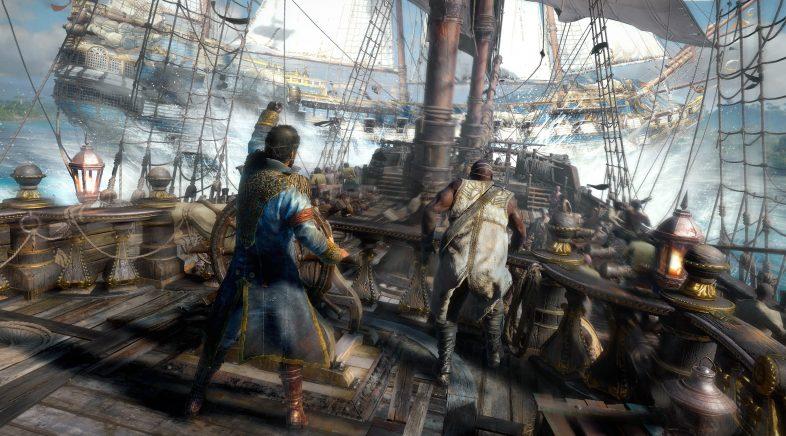 Skull & Bones non estará no Ubisoft Forward pero continúa o seu desenvolvemento