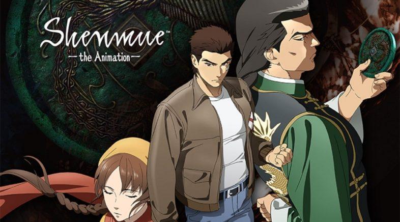 Shenmue recibirá unha adaptación anime da man de Crunchyroll