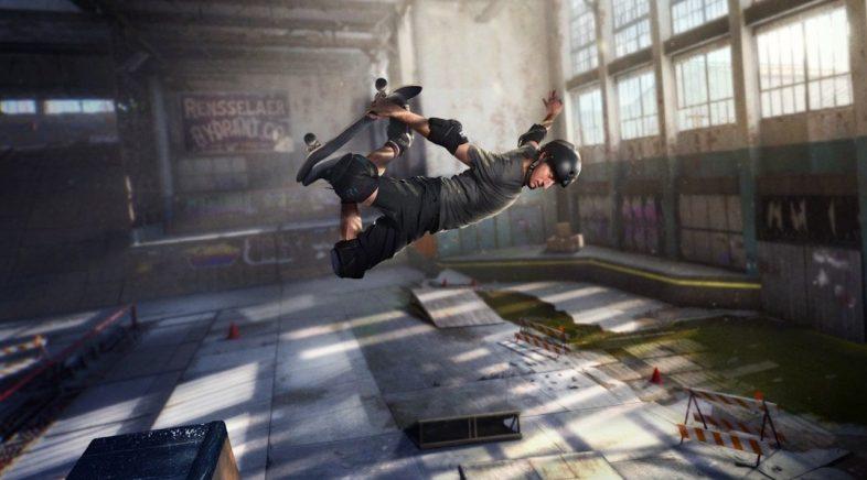 Tony Hawk's Pro Skater 1+2 :: Nostalxia e flow
