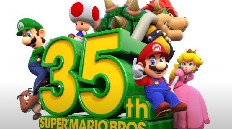 Un trío clásico :: Super Mario 3D All-Stars chegará este 18 de setembro