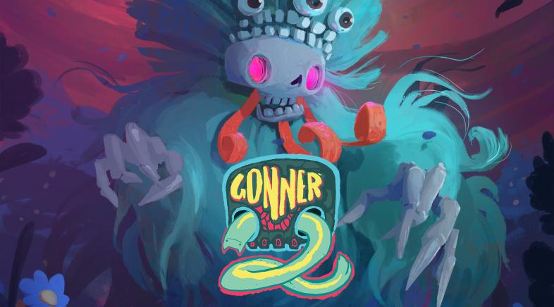 GONNER2 presenta un novo tráiler antes do seu lanzamento en outubro
