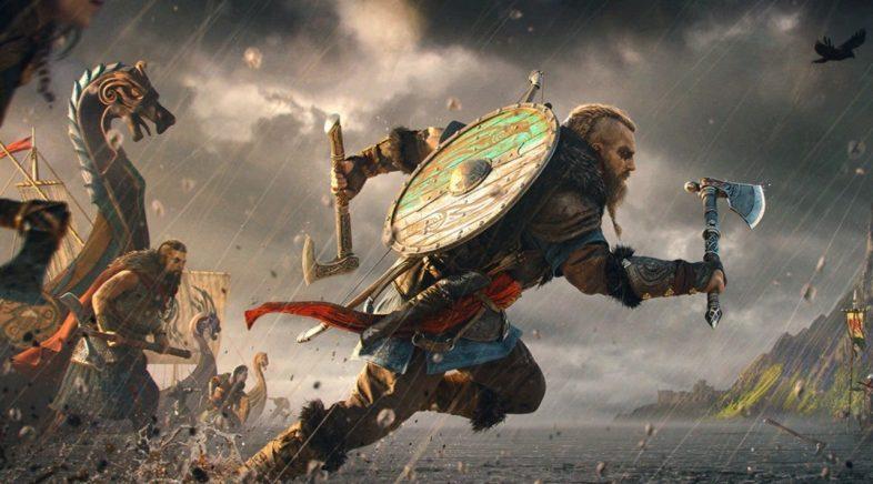 Assassin's Creed Valhalla detalla o seu pase de tempada de cara ao futuro