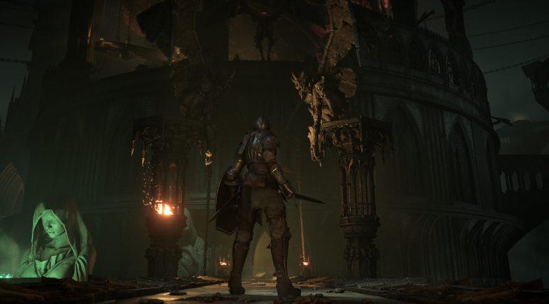 Demon's Souls presenta un novo adianto en vídeo