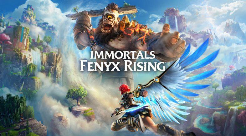 Inmortals Fenyx Rising lanza a súa demo en Stadia xunto cun novo tráiler