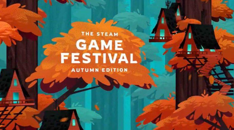Decenas de demos poden ser probadas no novo Steam Game Festival de outono