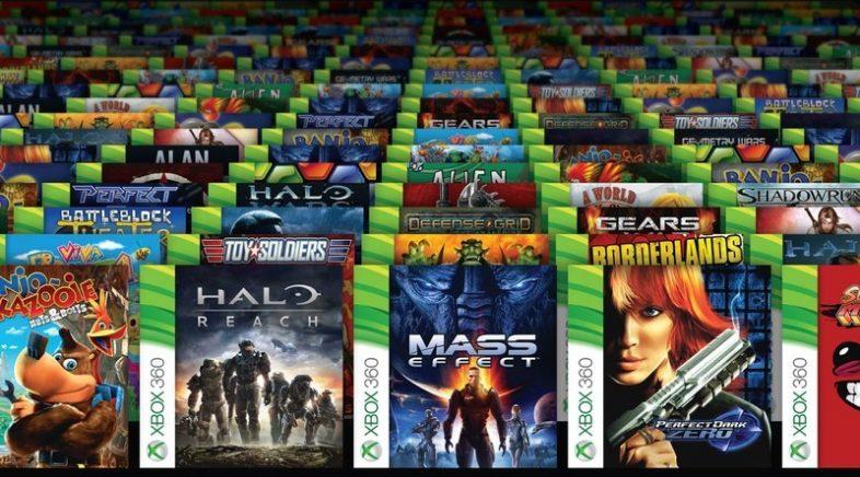 Os usuarios de Xbox 360 poderán ter as súas partidas na nova xeración sen custo algún