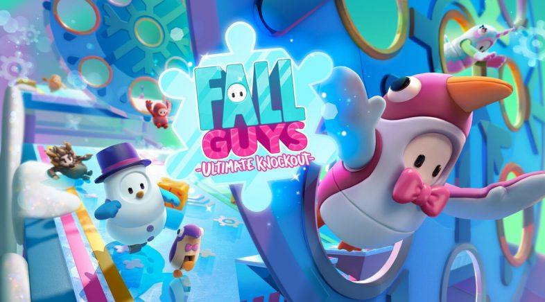 Fall Guys anuncia a súa Tempada 3 e promete temperaturas xeadas