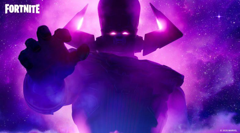 Xa hai data e hora para a chegada de Galactus a Fortnite