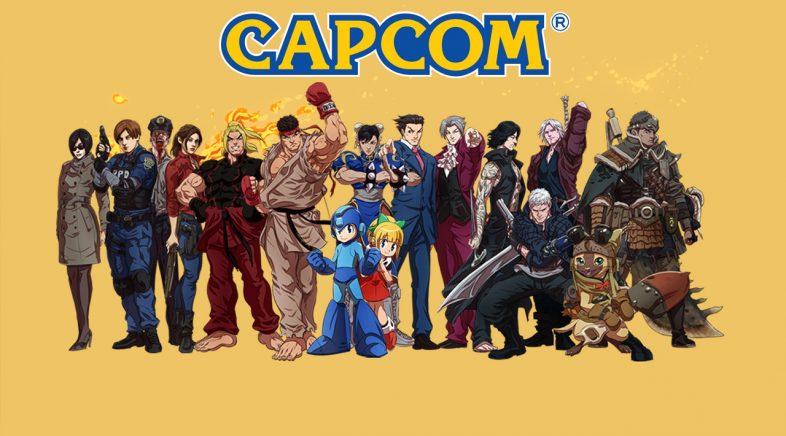 Un ataque informático a Capcom filtra datos privados da compañía