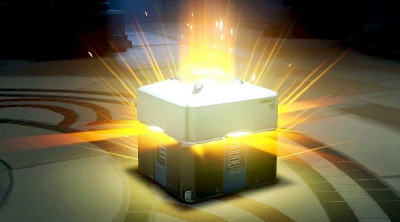 O Goberno avanza na inclusión das caixas de loot na Lei do Xogo