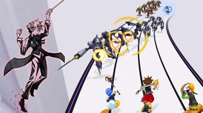 Kingdom Hearts: Melody Of Memory :: Celebración ao ritmo da música
