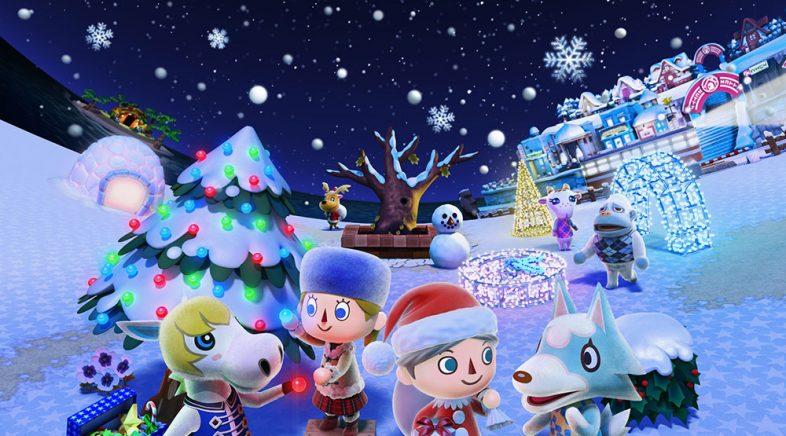 Animal Crossing: New Horizons pon o abrigo coa súa actualización de inverno