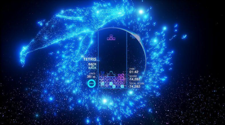 Tetris Effect: Connected é a expansión multixogador para PC e Xbox