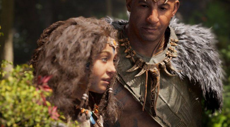 Vin Diesel e Studio Wildcard presentan os dinosaurios e as tribos de ARK 2