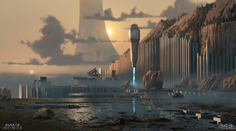 Halo Infinite no verá la luz hasta otoño de 2021