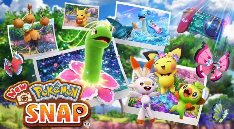 New Pokémon Snap convertiranos en fotógrafos este abril na Nintendo Switch