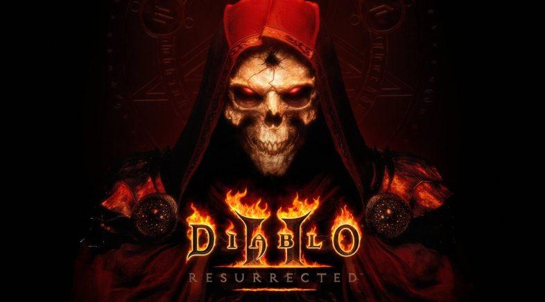 Diablo II Resurrected xa é oficial :: A remasterización do clásico chegará este 2021