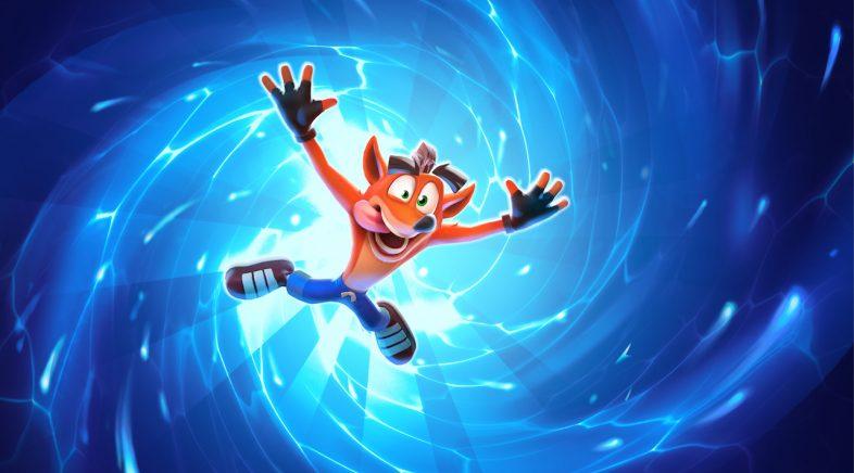 Crash Bandicoot 4 aterrará en PS5, Series X|S e Switch o vindeiro 12 de marzo