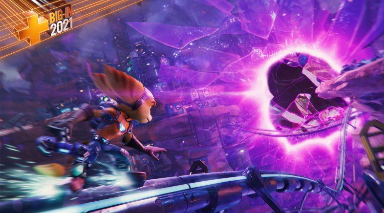 Ratchet & Clank: Unha Dimensión Aparte chegará o 11 de xuño