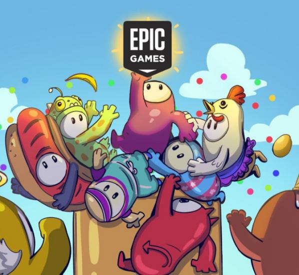 Epic compra Mediatonic, creadores de Fall Guys