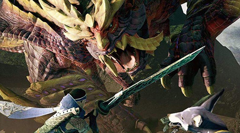 Impresións :: Monster Hunter Rise: sedimentos e erosións