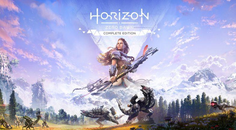 Xa podes descargar de balde Horizon Zero Dawn Complete Edition en PS5 e PS4