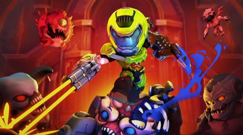 Mighty Doom estrea o seu early access por sorpresa na Play Store de Android