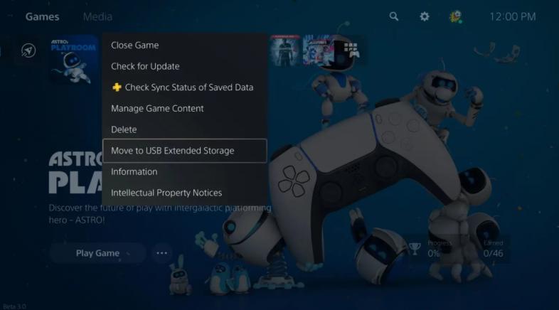 PlayStation 5 recibirá este miércoles su primera gran actualización de firmware