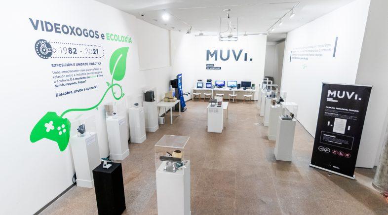O MUVI conxuga videoxogos e ecoloxía no Salón do Libro