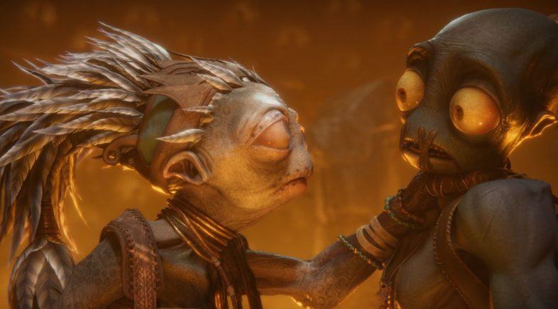 Oddworld: Soulstorm celebra su lanzamiento con un nuevo adelanto