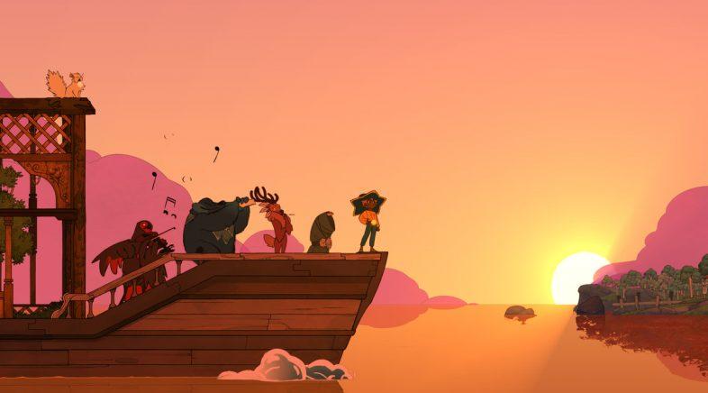 Spiritfarer supera o medio millón de copias e celébrao coa súa primeira expansión, Lily