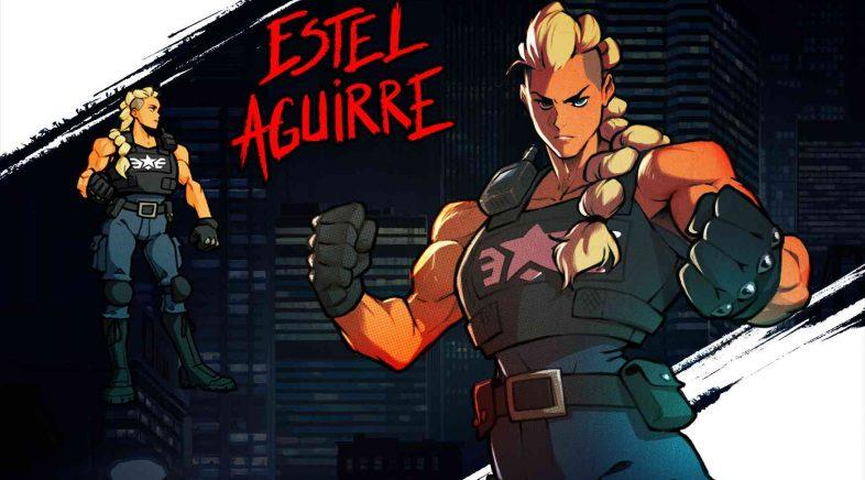Streets of Rage 4 presenta su DLC Mr. X Nightmare, que incluye nuevos luchadores y modos de juego