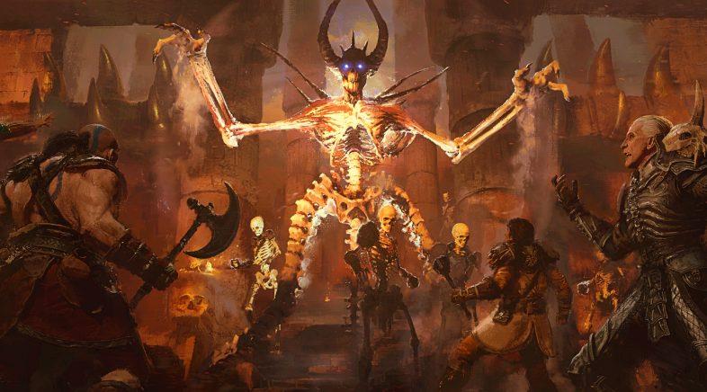 Diablo II: Resurrected habilitará unha alfa técnica esta fin de semana
