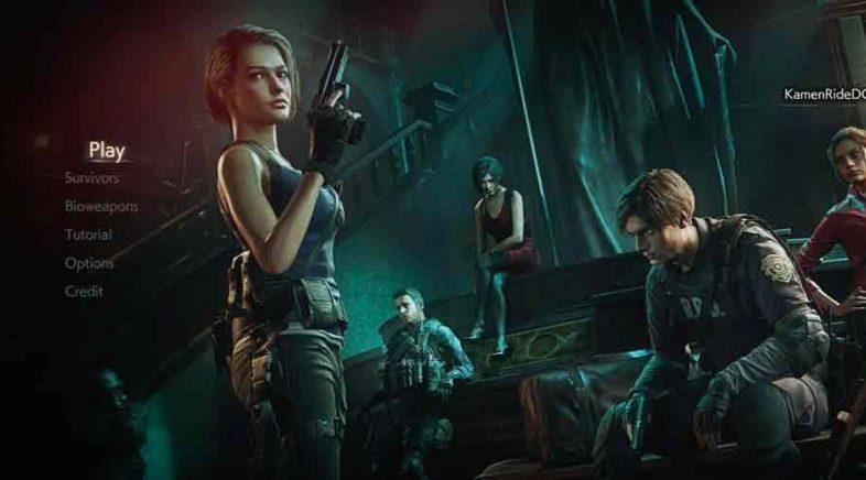 Resident Evil Re:Verse se retrasa hasta verano